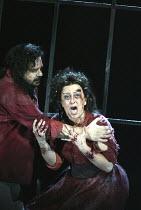 'IL TROVATORE' (Verdi - conductor: Edward Downes   director: Elijah Moshinsky)~Marco Berti (Manrico), Irina Mishura (Azucena)~The Royal Opera / Covent Garden   London WC2         03/05/2004