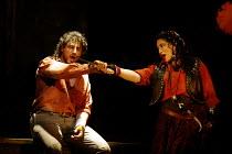 'IL TROVATORE' (Verdi) Jose Cura (Manrico), Yvonne Naef (Azucena) The Royal Opera/Covent Garden, London WC2    22/04/2002