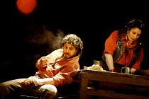 'IL TROVATORE' (Verdi)~Jose Cura (Manrico), Yvonne Naef (Azucena), ~The Royal Opera/Covent Garden, London WC2    22/04/2002