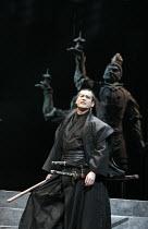CORIOLANUS   by Shakespeare   director: Yukio Ninagawa ,Toshiaki Karasawa (Caius Martius Coriolanus),The Ninagawa Company,BITE:07 / Barbican Theatre, London EC2   25/04/2007             ,