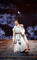 CORIOLANUS   by Shakespeare   director: Yukio Ninagawa  ,Masanobu Katsumura (Tullus Aufidius),The Ninagawa Company / BITE:07 / Barbican Theatre, London EC2   25/04/2007             ,