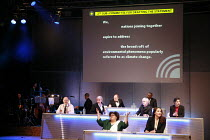 FUTUROLOGY   dramaturgy: David Greig & Dan Rebellato   music: Nick Powell   director: Graham Eatough <br>,,Suspect Culture / National Theatre of Scotland   Corn Exchange, Brighton Dome   Brighton   E....