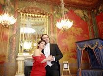 LA TRAVIATA   by Verdi <br>   ,Antonella Merrida (Violetta Valery), Roberto De Biasio (Alfredo Germont),Ensemble Musica a Palazzo / Royal Pavilion, Brighton   E.Sussex / England   05/05/2007,
