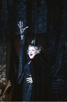 INTO THE WOODS   music & lyrics: Stephen Sondheim   book: James Lapine   ,director: Richard Jones   set design: Richard Hudson   costume design: Sue Blane <br>,Julia McKenzie (Witch)   ,Phoenix Theatr...
