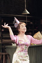 ORPHEUS DESCENDING   by Tennessee Williams   director: Nicholas Hytner <br>,Helen Mirren (Lady Torrance),Donmar Warehouse / London WC2           27/06/2000,