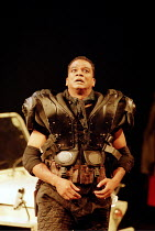 'MACBETH' (Shakespeare),Jeffery Kissoon (Macbeth),Birmingham Repertory Theatre, England                 19/09/1995,