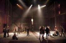'MACBETH' (Shakespeare - director: Bill Alexander   design: Ruari Murchison),,Birmingham Repertory Theatre, England                19/09/1995,