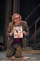'MACBETH' (Shakespeare - director: Bill Alexander),Geoffrey Freshwater (Porter),Birmingham Repertory Theatre, England                19/09/1995,