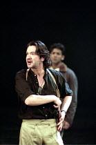 'MACBETH' (Shakespeare - director: Bill Alexander),Mark Jax (Banquo),Birmingham Repertory Theatre, England                19/09/1995,