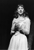 THE SEAGULL   by Chekhov   director: Lindsay Anderson <br>,Helen Mirren (Nina),Lyric Theatre, London W1      1975                ,
