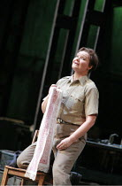 FIDELIO   by Beethoven   conductor: Antonio Pappano   director: J�rgen Flimm <br>,Karita Mattila (Leonore),The Royal Opera / Covent Garden   London WC2                      27/05/2007  ,