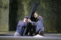 FIDELIO   by Beethoven   conductor: Antonio Pappano   director: J�rgen Flimm <br>,Karita Mattila (Leonore), Endrik Wottrich (Florestan),The Royal Opera / Covent Garden   London WC2...