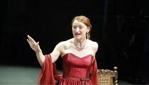CYMBELINE   by Shakespeare   director: Declan Donnellan <br>,Jodie McNee (Imogen),Cheek by Jowl / Barbican Theatre, London EC2        29/05/2007,