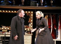 KEAN   by Jean Paul Sartre   adapted from the play by Alexander Dumas   translated by Frank Hauser   director: Adrian Noble <br>,Antony Sher (Edmund Kean), Joanne Pearce (Elena, Countess de Koefeld),A...