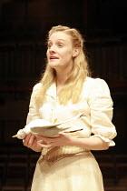 Romola Garai (Nina) in THE SEAGULL by Chekhov at the Royal Shakespeare Company (RSC), Courtyard Theatre, Stratford-upon-Avon, England  31/05/2007 ~design: Christopher Oram  lighting: Neil Austin  dire...
