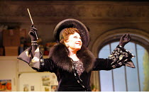 THE DROWSY CHAPERONE   music: Lisa Lambert & Greg Morrison   book: Bob Martin & Don McKellar   director/choreographer: Casey Nicholaw <br>,Elaine Paige (The Drowsy Chaperone)   ,Novello Theatre, Londo...