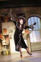 THE DROWSY CHAPERONE   music: Lisa Lambert & Greg Morrison   book: Bob Martin & Don McKellar   ,director/choreographer: Casey Nicholaw <br> ,Elaine Paige (The Drowsy Chaperone)   ,Novello Theatre, Lon...