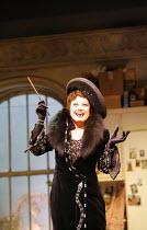 THE DROWSY CHAPERONE   music: Lisa Lambert & Greg Morrison   ,book: Bob Martin & Don McKellar   director/choreographer: Casey Nicholaw <br> ,Elaine Paige (The Drowsy Chaperone)   ,Novello Theatre, Lon...
