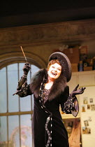 THE DROWSY CHAPERONE   music: Lisa Lambert & Greg Morrison   ,book: Bob Martin & Don McKellar   director/choreographer: Casey Nicholaw <br> ,Elaine Paige (The Drowsy Chaperone)   ,Novello Theatre, Lon...