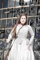 DON GIOVANNI   music: Mozart   libretto: da Ponte   original director: Francesca Zambello   ,design: Maria Bjornson   lighting: Paul Pyant <br>,Ana Maria Martinez (Donna Elvira),The Royal Opera / Cove...