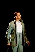 MACBETH by Shakespeare design: Stewart Laing lighting: Mimi Jordan Sherin fights arranger:Terry King director: Tim Albery ~Philip Quast (Banquo)~Royal Shakespeare Company (RSC), Royal Shakespeare Thea...
