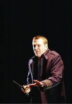 MACBETH by Shakespeare design: Stewart Laing lighting: Mimi Jordan Sherin fights arranger:Terry King director: Tim Albery ~Roger Allam (Macbeth)~Royal Shakespeare Company (RSC), Royal Shakespeare Thea...