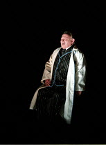 MACBETH by Shakespeare design: Stewart Laing lighting: Mimi Jordan Sherin fights arranger:Terry King director: Tim Albery ~Arthur Cox (Doctor)~Royal Shakespeare Company (RSC), Royal Shakespeare Theatr...
