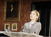 GASLIGHT   by Patrick Hamilton   director: Peter Gill ,Rosamund Pike (Bella Manningham)   ,Old Vic Theatre, London SE1                          14/06/2007               ,