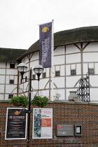 Shakespeare^s Globe <br>,exterior,Shakespeare^s Globe, London SE1                   06/2007       ,
