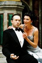 'MACBETH' (Shakespeare)~Jasper Britton (Macbeth), Eve Best (Lady Macbeth)~Shakespeare's Globe, London SE1   05/06/2001