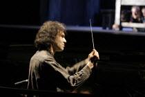 LA CENERENTOLA   by Rossini   conductor: Vladimir Jurowski   original director: Peter Hall <br>,Vladimir Jurowski - conductor ,Glyndebourne Festival Opera / East Sussex, England                     17...