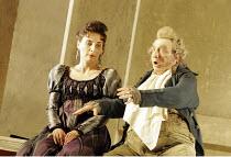 LA CENERENTOLA   by Rossini   conductor: Vladimir Jurowski   original director: Peter Hall <br>,Lucia Cirillo (Tisbe), Alessandro Corbelli (Don Magnifico)  ,Glyndebourne Festival Opera / East Sussex,...