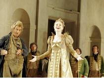 LA CENERENTOLA   by Rossini   conductor: Vladimir Jurowski   original director: Peter Hall <br>,Alessandro Corbelli (Don Magnifico), Ruxandra Donose (Angelina),Glyndebourne Festival Opera / East Susse...