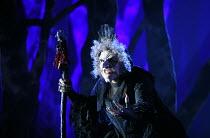 INTO THE WOODS   music & lyrics: Stephen Sondheim   book: James Lapine   conductor: James Holmes   design: Lez Brotherston   director: Will Tuckett <br>,Beverley Klein (Witch),The Royal Opera ROH2 Lin...
