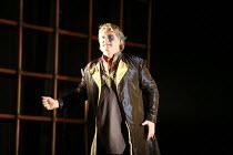 DAS RHEINGOLD   by Wagner   conductor: Anthony Negus   design: Kjell Torriset   director: Alan Privett <br>,Philip Joll (Wotan),Longborough Festival Opera, Gloucestershire, England                23/0...