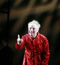 DAS RHEINGOLD   by Wagner   conductor: Anthony Negus   design: Kjell Torriset   director: Alan Privett <br>,Peter Bronder (Loge),Longborough Festival Opera, Gloucestershire, England                23/...