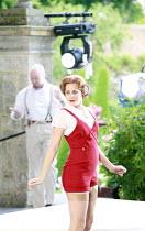 ARIADNE AUF NAXOS   music: Richard Strauss   libretto: Hugo von Hofmannsthal ,conductor: Elgar Howarth   director: Martin Duncan <br>,Elizabeth Cragg (Zerbinetta),Garsington Opera / Oxford, England...