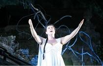 ARIADNE AUF NAXOS   music: Richard Strauss   libretto: Hugo von Hofmannsthal   conductor: Elgar Howarth   director: Martin Duncan <br>,Orla Boylan (Ariadne),Garsington Opera / Oxford, England...