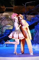 ARIADNE AUF NAXOS   music: Richard Strauss   libretto: Hugo von Hofmannsthal   ,conductor: Elgar Howarth   director: Martin Duncan <br>  ,Elizabeth Cragg (Zerbinetta), Quirijn de Lang (Harlequin),Gars...