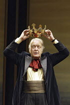 'THE HOLLOW CROWN' (devised/directed by John Barton)  Donald Sinden  Royal Shakespeare Company (RSC), Royal Shakespeare Theatre, Stratford-upon-Avon   16/07/2002   revived 03/03/2005,