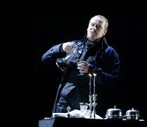 'TOSCA' (Puccini - director: David McVicar),Peter Coleman-Wright (Baron Scarpia),English National Opera / London Coliseum             21/11/2002,