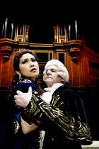 'TOSCA' (Puccini),Manami Hama (Floria Tosca), Vladimir Dragos (Scarpia),The National Opera of Moldova/Royal Albert Hall, London  20/04/2002,