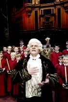 'TOSCA' (Puccini),Vladimir Dragos (Scarpia),The National Opera of Moldova/Royal Albert Hall, London  20/04/2002,