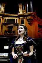 'TOSCA' (Puccini),Manami Hama (Floria Tosca),The National Opera of Moldova/Royal Albert Hall, London  20/04/2002,