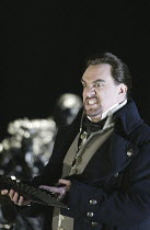 'TOSCA' (Puccini - original director: David McVicar),Stephen Kechulius (Baron Scarpia),English National Opera / London Coliseum  WC2         05/03/2004,