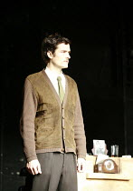 IN CELEBRATION   by David Storey   director: Anna Mackmin <br>,Orlando Bloom (Steven),Duke of York^s Theatre, London WC2             16/07/2007,