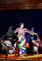 JOSEPH AND THE AMAZING TECHNICOLOR DREAMCOAT   ,lyrics: Tim Rice   music: Andrew Lloyd Webber   original director: Steven Pimlott  <br> ,Lee Mead (Joseph) ,Adelphi Theatre, London WC2...