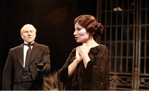 TWELFTH NIGHT   by Shakespeare   director: Philip Franks <br>,Patrick Stewart (Malvolio), Kate Fleetwood (Olivia)   , Chichester Festival Theatre / West Sussex, England          20/07/2007,