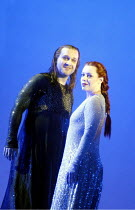 'TRISTAN UND ISOLDE' (Wagner - director: Nikolaus Lehnhoff)~Robert Gambill (Tristan), Nina Stemme (Isolde)~Glendebourne Festival Opera                  19/05/2003