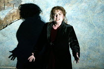 'TRISTAND AND ISOLDE' (Wagner)~Susan Bullock (Isolde)~English National Opera / London Coliseum                     24/05/2003